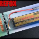 FireFox 11.1V 2200mAh 15C Li Po AEG Airsoft Battery 103mm x 34mm