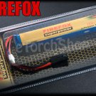 FireFox 11.1V 1200mAh 20C Li Po AEG Airsoft Battery 125mm x 20mm