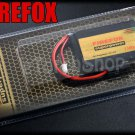 FireFox 11.1V 1300mAh 20C Li Po Airsoft PEQ-15 Battery 67mm x 42mm