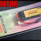 FireFox 11.1V 1300mAh 20C Li Po Airsoft AEG Battery 82mm x 33mm