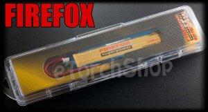 FireFox 7.4V 1200mAh 20C 2 Cell Li Po AEG Battery 125mm x 20mm