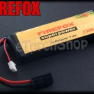 FireFox 7.4V 2300mAh 20C Li Po AEG Airsoft Battery 103mm x 34mm