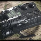 Black Color PEQ 15 16 Dummy Battery Case Box For AEG Airsoft Paintball