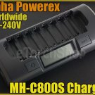 Maha PowerEx MH-C800S 8 Cell Smart Charger NiCd NiMH