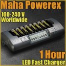 Maha PowerEx MH-C801D 8 Cell Smart Charger NiCd NiMH