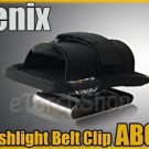 Fenix Flashlight Belt Clip AB02 E21 LD10 LD15 LD20 PD30