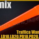 Fenix Orange Traffica Wand For LD10 LD20 PD10 PD20 PD30