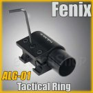 "Fenix Aluminum 20mm Rail Mount ALG-01 1"" 23.6-26mm Flashlight Airsoft Paintball"