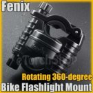 Fenix Bike Flashlight Mount AF02 f Surefire Torch