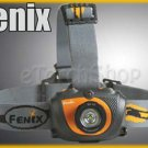 Fenix HL30 Headlamp W 8x AA High Capacity Battery Cree R5 LED 200LM Flashlight