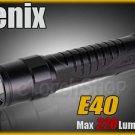 Fenix E40 Cree XP-E Led 220 Lm 4 Mo Dual Switch AA Battery Flashlight Torch