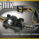 Fenix HL21 Cree R2 LED 4 Mode Headlamp Flashlight Set
