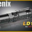 Fenix LD12 Cree R5 LED 115 LM Digitally regulated Side Button Flashlight Torch