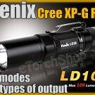 Fenix LD10 Cree R5 LED 100 LM 2 Mode Flashlight Torch