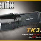 Fenix TK35 Cree XM-L U2 Led 860 LM Flashlight Torch w 4x CR123A