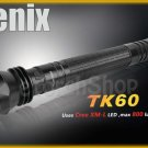 Fenix TK60 Cree XM-L LED 800 LM 6 Mode Flashlight Torch