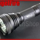 AngelFire A11 3 x Cree XM-L T6 LED 2200LM 5 Mode 26650 18650 Flashlight Torch