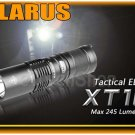 KLARUS XT1C Cree XP-E R5 LED 245 ANSI LM 4 Mo CR123A Tactiacl Flashlight Torch
