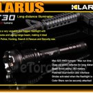 KLARUS XT30 Cree XM-L U2 LED 820 LM ANSI 4 Mo Dual Button Flashlight Torch
