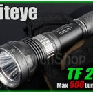 Niteye TF25 Cree XM-L U2 LED 500Lm Magnetic Control 18650 CR123 Flashlight Torch