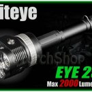 Niteye EYE25 3X Cree XM-L U2 LED 2000Lm Magnetic Control 18650 Flashlight Torch