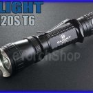 OLIGHT M20S-X Warrior Cree XM-L LED 500 Lm 4 Mo Flishlight Torch Police Military