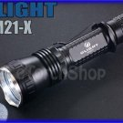 OLIGHT M21-X Warrior Cree XM-L LED 600 Lm 4 Mo Flishlight Torch Police Military