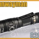 Sunwayman C20C Cree XM-L U2 LED 450LM 6 Mode 18650 CR123A Flashlight Torch