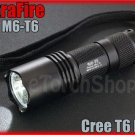 UltraFire M6 Cree T6 LED 3Mo 700LM CR123A 16340 Flashlight Torch W Holster