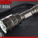 UltraFire WF-880L Cree XM-L T6 LED 800 Lumens Max 3 Mode Flashlight Torch