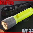 Ultrafire WF 3430 Cree T5 Warm LED Scuba Diving Flashlight Torch Water Sports