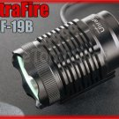 Ultrafire UF-19B Cree XM-L T6 LED 800LM W Power Bank Bicycle Mount Flashlight