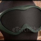 Extra Large Protection Mesh Cover Glasses Goggle F Airsoft Paintball Green