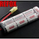 FireFox 8.4V 1500mAh Ni-MH AEG Airsoft CQB/R Battery RC