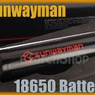 SUNWAYMAN AP-11 18650 Rechargeable Battery High Capacity Intellectual Protection