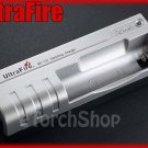 Ultrafire WF 137 3.6v 3.7v Charger F Li ion Rechargeable Battery 18650 17670