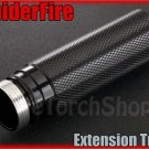 SpiderFire 18650 18350 Extension Tube For X03 L2 Flashlight Surefire 6P 9P