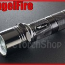 AngelFire A-1S Flashlight DIY Body Black Color Without bulb LED Torch