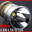 UltraFire Cree XM-L T6 1 mode 750 LM LED Bulb Surefire