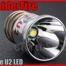 SpiderFire Cree XM-L U2 1mode 900LM 3.7v-8.4v LED Bulb *F Surefire 6P 9P*