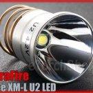 UltraFire Cree XM-L U2 5 mode 900 LM 3.7v-4.2v LED Bulb Surefire