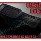 UltraFire 119# Holster for Solarforce Surefire 6P G2 6V