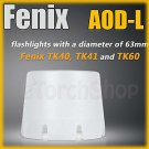Fenix Flashlight Diffuser Tip AOD-L Camp Reading Signal Light For TK 40 41 60