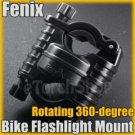 Fenix Bike Flashlight Mount AF02 f Surefire Torch