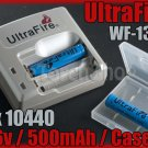 Ultrafire 138B Charger 2x 10440 aaa size battery combos