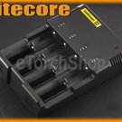 Nitecore Intellicharger i4 Universal Li-ion Ni-MH 18650 16340 AA Battery Charger