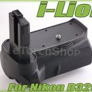 i-Lion Hand Grip For Nikon D3200 D3100 MB D31 Vertical Pack F EN-EL14 Battery