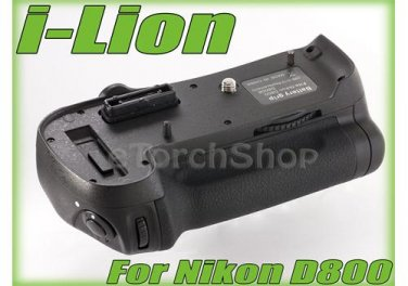 i-Lion Hand Grip For Nikon D800 MB D12 Vertical Pack F EN-EL15 AA Battery