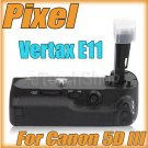 Pixel Vertax BG E11 For Canon EOS 5D Mark III 3 Hand Grip Pack LP-E6 AA Battery
