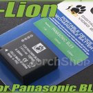 i-Lion DMW BLE9E 1200 mAh 7.4V Battery Japan Cells F Panasonic Lumix DMC GF3 GF5